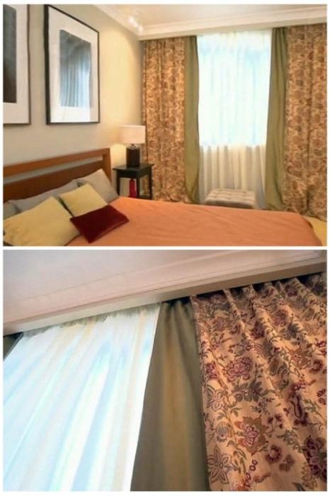 Детскую комнату превратили в спальню для супругов. | Фото: teleprogramma.pro.