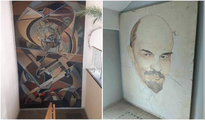 С советской идеологией не так-то просто расстаться, некоторым, она все так же греет душу. | Фото: boredpanda.com.