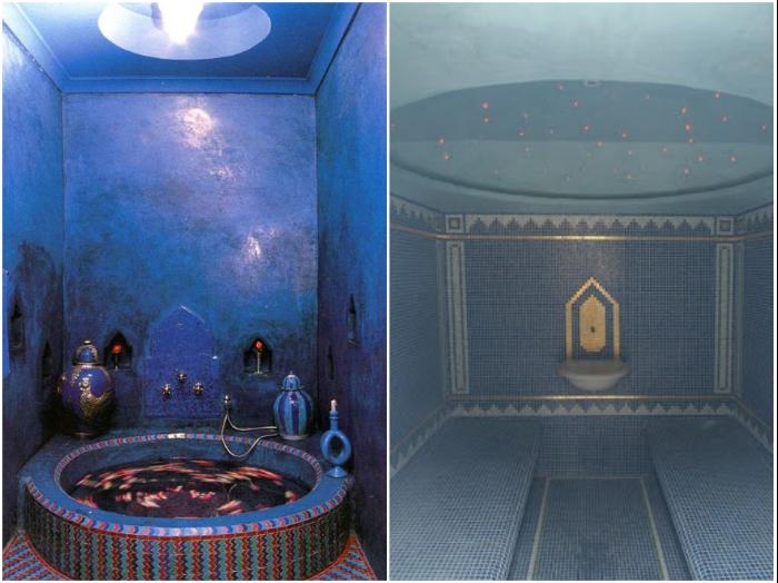 Столь уединенная ванная комната – рай для интровертов.   Фото: photomonster.ru/ coppolino.ch.