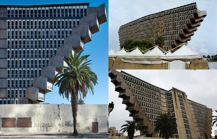 В ближайшее время станет ясно есть ли будущее у культового здания с богатой историей (Hotel du Lac, Тунис). | Фото: starwars-universe.com.