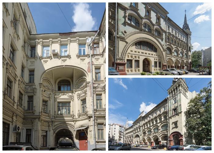 Саввинское подворье в нынешнее время (Москва).