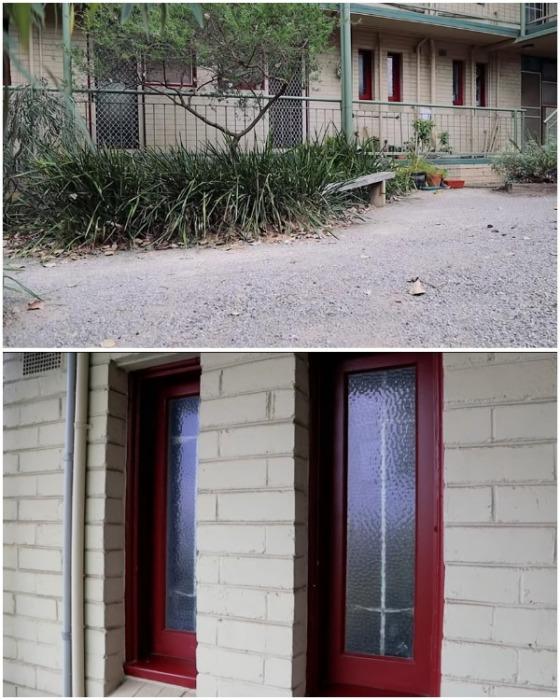 Молодой архитектор купил комнату в старом общежитии для медсестер в Мельбурне. | Фото: youtube.com.