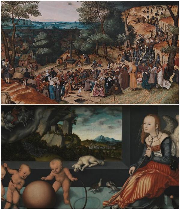 Оцифровано более 25 тыс. произведения искусства, хранящихся в National Gallery of Denmark Копенгагена (Дания). | Фото: co.pinterest.com/ cameralabs.org.
