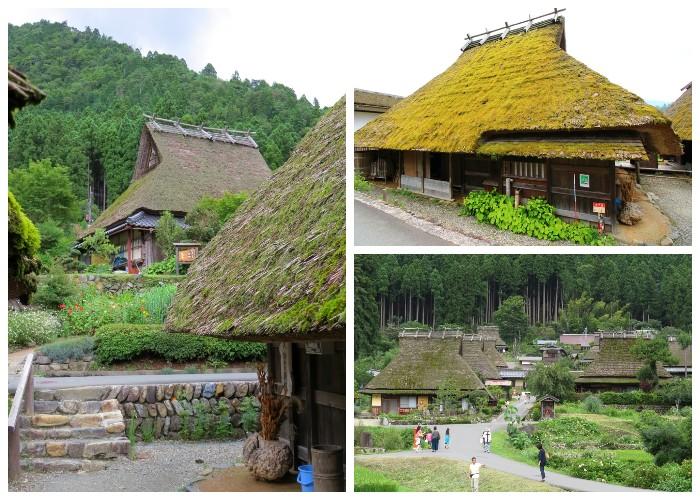 Деревня Каябуки-но Cато сохранила полную аутентичность и  атмосферу старины (Япония). | Фото: chl-fomin.blogspot.com.