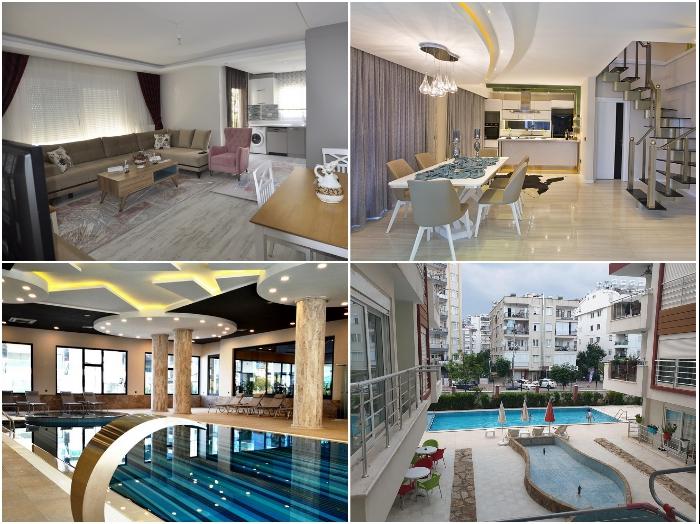 Среди иностранцев более популярный первичный рынок недвижимости с хорошо развитой внутри дворовой инфраструктурой. | Фото: prian.ru/ booking.com.