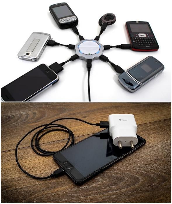 Зарядные устройства для различных гаджетов лучше выключать в целях безопасности.