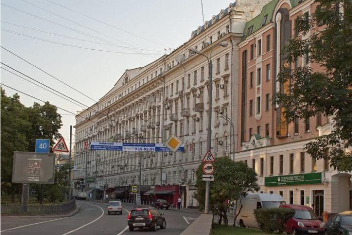 Квартира Алсу, подаренная родителями, находится на Невском проспекте в Москве. | Фото: kvartiravmoskve.ru.