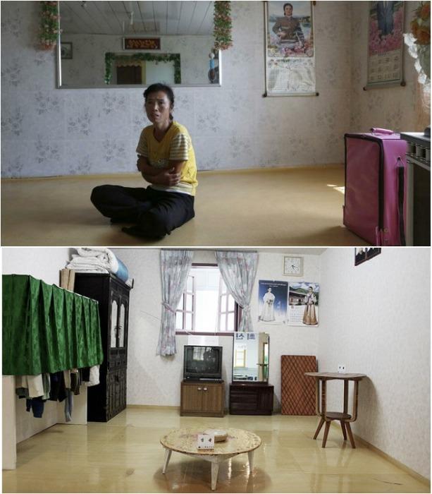 В дизайне и обустройстве корейских квартир преобладает минимализм. | Фото: zen.yandex.ru.