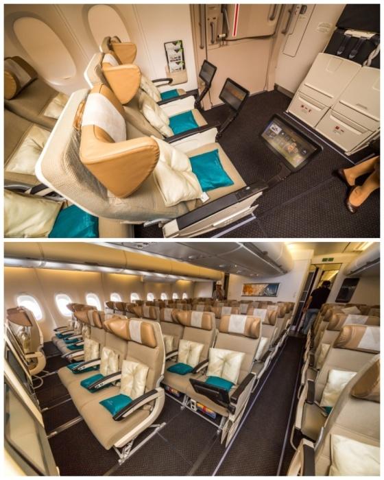 Эконом-класс в аэробусе А-380 top. | Фото: funnyreps.club.
