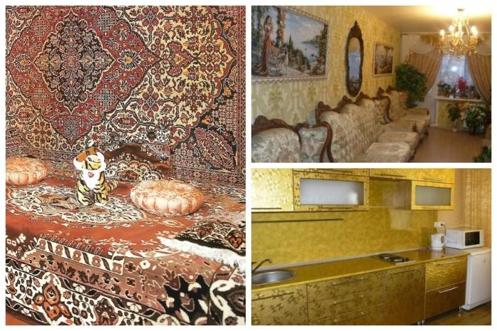 Чем хуже социально-экономическое положение, тем больше хочется украсить свой дом. | Фото: interior-lens.com.