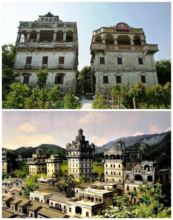 Чтобы защитить свою семью и имущество жители провинции Гуандун возводили дяолоу. | Фото: arttravelblog.ru.