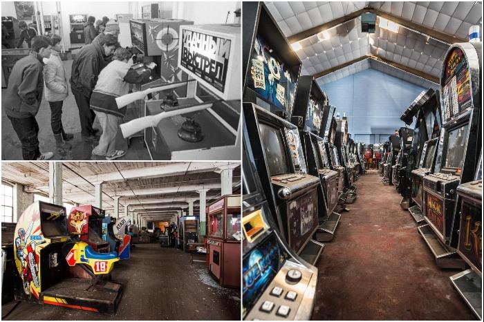 Теперь аркадные игровые автоматы пылятся на складах, а раньше были огромной радостью для детей и взрослых. | Фото: interestingengineering.com/ pinterest.com.
