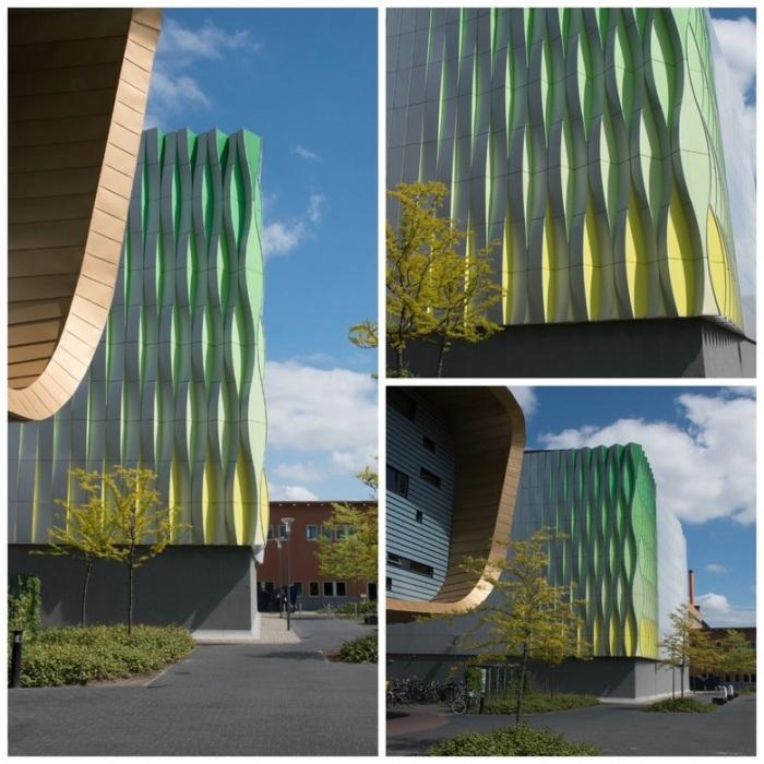Новый корпус Центральной лаборатории животных при университете Гронингена (Нидерланды).   Фото: biotechnischevereniging.nl.