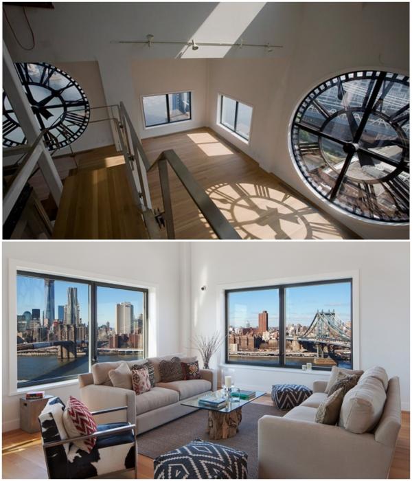 Таким панорамным видом можно наслаждаться вечно (Часовая башня, Манхэттен). | Фото: redeveloper.ru.