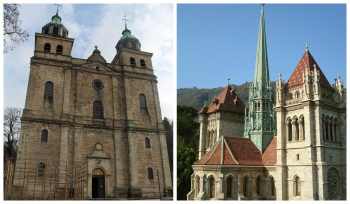 Собор Сен-Пьер – одно из знаковых мест  Женевы (Швейцария). | Фото: commons.wikimedia.org.