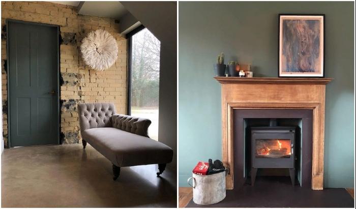 Особенный стиль оформления внутреннего пространства станет вдохновением для многих пользователей Сети. © Michaela | The old piggery.