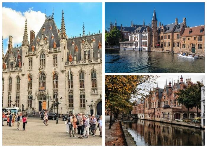Брюггские каналы – самый удивительный туристический маршрут Бельгии.