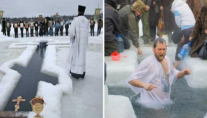 Следуя христианским традициям, нельзя пренебрегать важными правилами при погружении в ледяную купель.