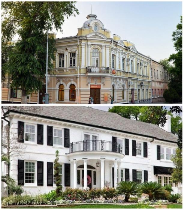 Зрелые козероги предпочитают квартиры в старинных домах. | Фото: obaldela.ru.