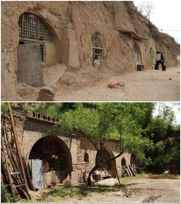 Большая часть поселений находится в таком плачевном состоянии (Китай). | Фото: pastuh83.livejournal.com.