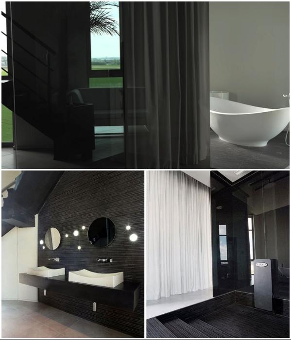 Огромных размеров ванная комната больше напоминает гостиную («Chateau d'Eau», Steenokkerzeel). | Фото: youtube.com/ © Kirsten Dirksen.