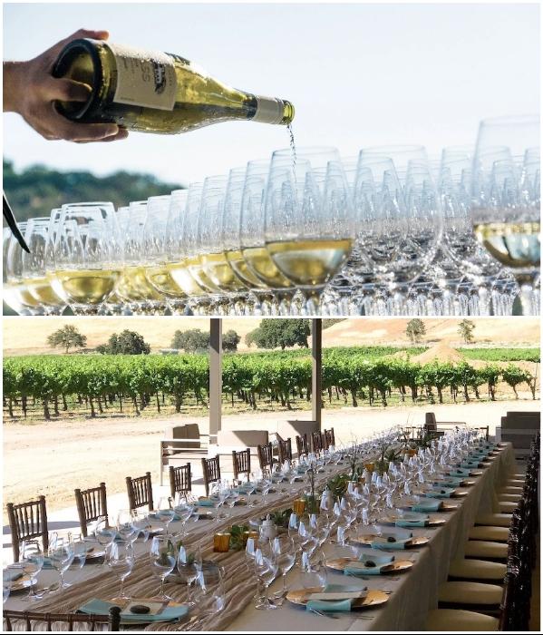 Дегустация вин – любимое мероприятие всех гостей гостиничного комплекса («Geneseo Inn», Калифорния). | Фото: casswines.com.
