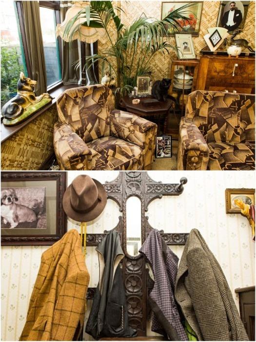 Каждая вещь или предмет в доме проходил тщательную проверку на подлинность. | Фото: bigpicture.ru.