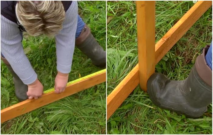 Начало рабочего процесса. | Фото: youtube.com/ © FORUMHOUSE.