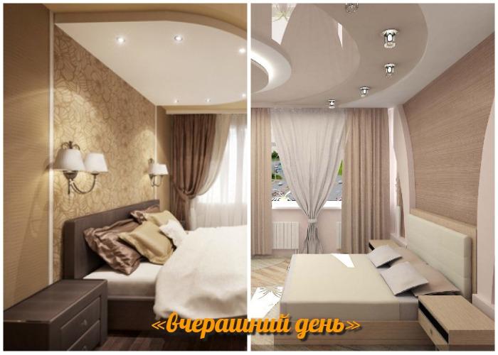 Интерьер в бежевых тонах с темной мебелью нагоняет тоску и превращает квартиру в отель.