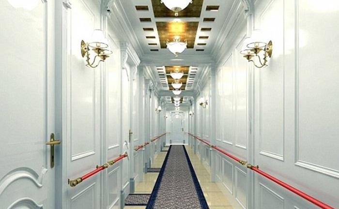 Интерьер «Титаника II».