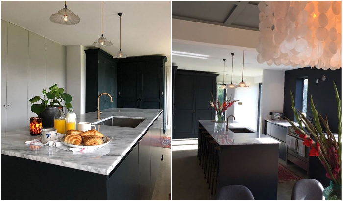 Теперь кухонная зона имеет вот такой вид. © Michaela | The old piggery.