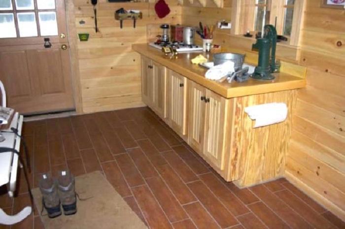 Такие столы избавят от нагромождения посуды и продуктов.