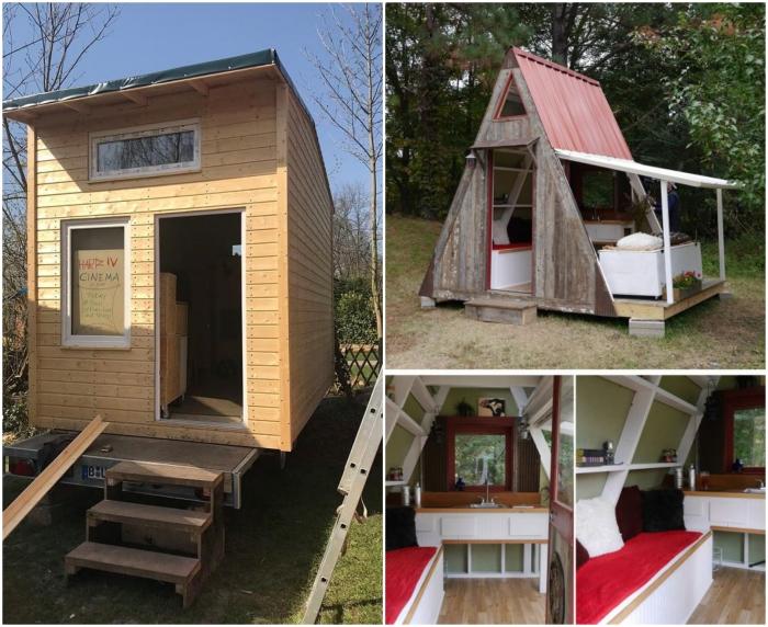 Вряд ли имея такой жилой дом, в нем можно будет свободно передвигаться. | Фото: meteoprog.ua/ germania.one.