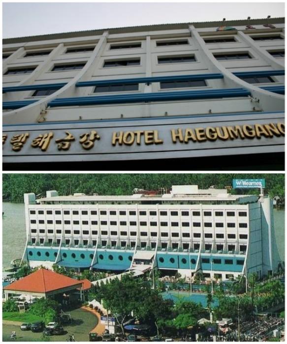 Несмотря на то, что Hotel Haegumgang приносил десятки миллионов долларов после инцидента, его попросту перестали обслуживать. | Фото: heraldsun.com.au.