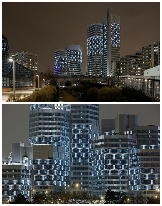 Реконструированный Офисный центр Pont de Sèvres Towers (Париж). | Фото: interior.ru.