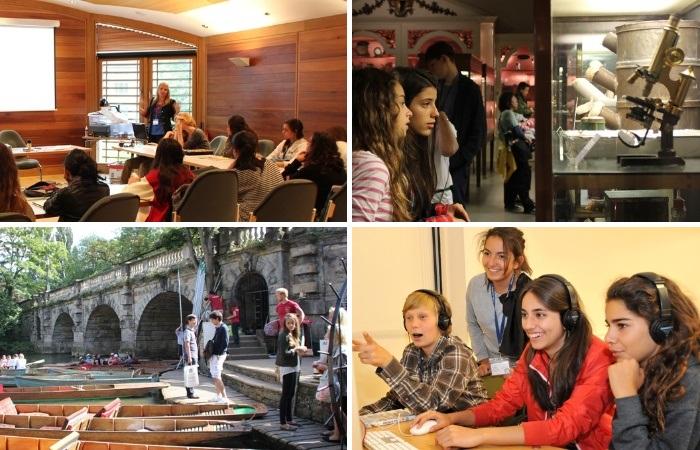 Подростки из 90 стран мира в летнее время могут пройти курсы обучения в University of Oxford (Великобритания). | Фото: unicity-nsk.ru.