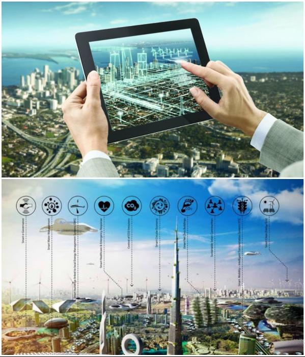 Власти многих городов стремятся внедрять инновационные технологии. | Фото: radio1.news/ spb.media.