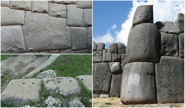 Ученые все-таки разгадали секреты перемещения больших камней и способы кладки стен/ укрепительных ограждений. | Фото: geniusofancientman.blogspot.com/ dopotopa.com.