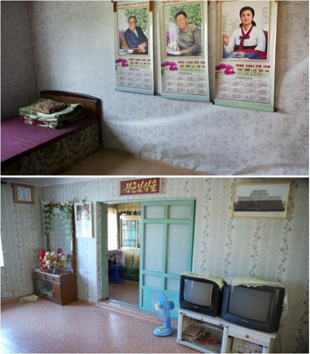 В таких условиях проживает большинство простых граждан Северной Кореи. | Фото: lemurov.net.
