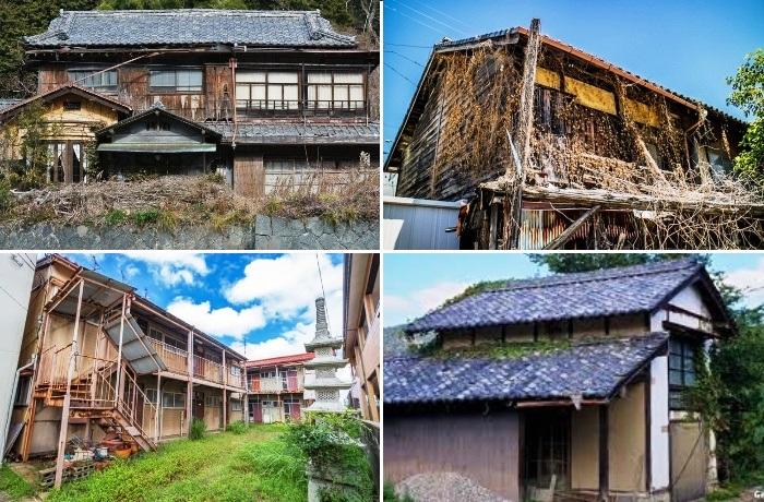 Если ситуация не изменится, то к 2033 году в Японии заброшенных домов будет около 20 миллионов.