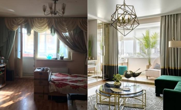 Объединять лоджию или балкон с жилой комнатой можно лишь с разрешения соответствующих органов. | Фото: zen.yandex.ru.