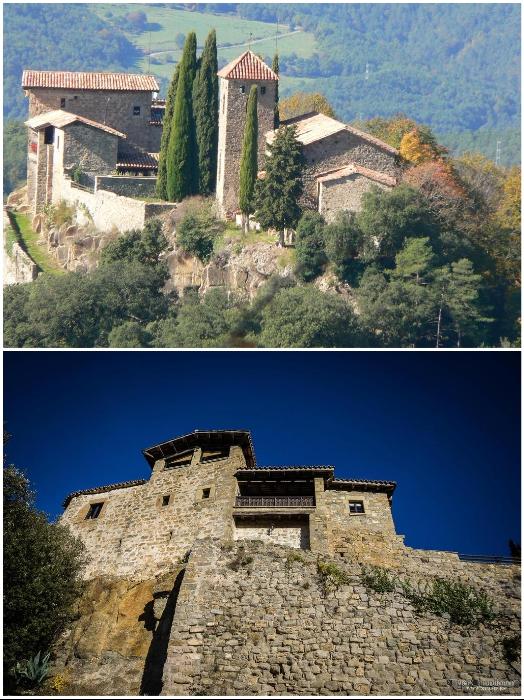 Замок «Castell de Llaes», Испания. | Фото: booking.com/ hotelesqueadmitenperros.com.