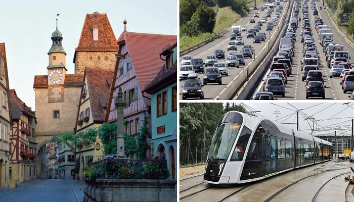 Чтобы избавиться от пробок в Люксембурге планируют отменить плату за проезд в общественном транспорте.