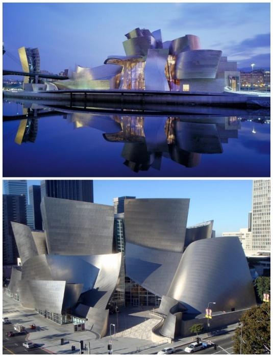 Музей Соломона Гугенхайма в Бильбао стал визитной карточкой всей страны (Испания). | Фото: findermag.com.