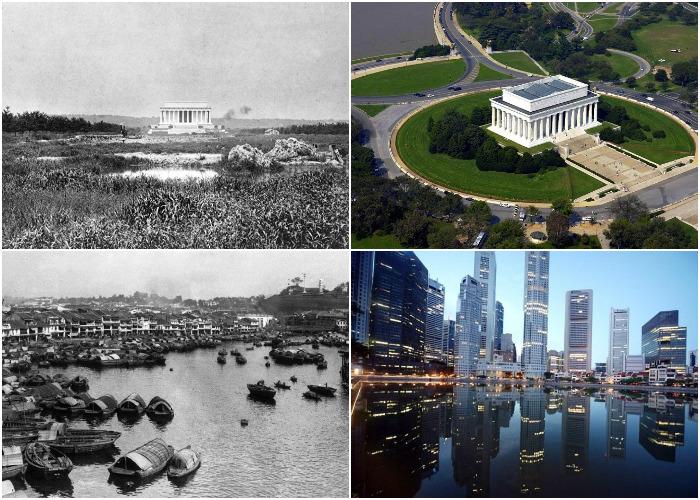Самые невероятные изменения, произошедшие за последние сто лет.