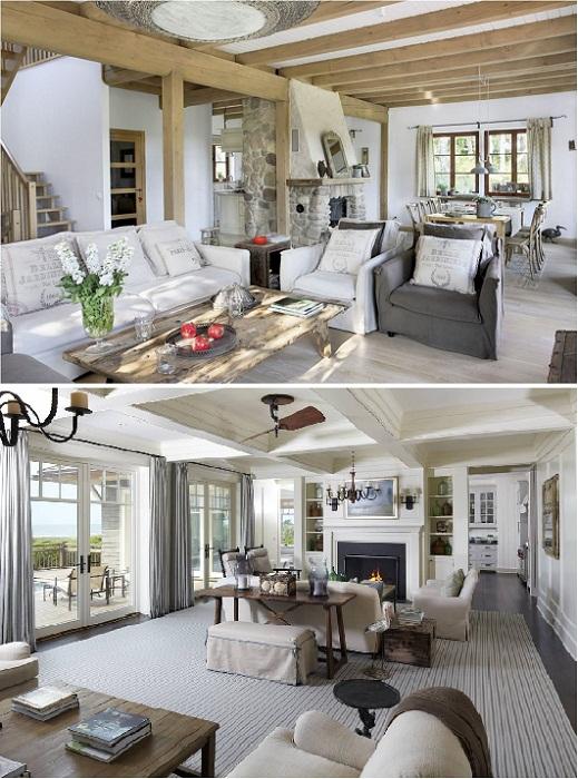 Непревзойденный шарм утонченного дизайна французского дома.