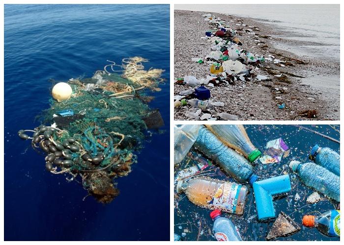 Тонны мусора ежедневно попадают в водную акваторию нашей планеты.