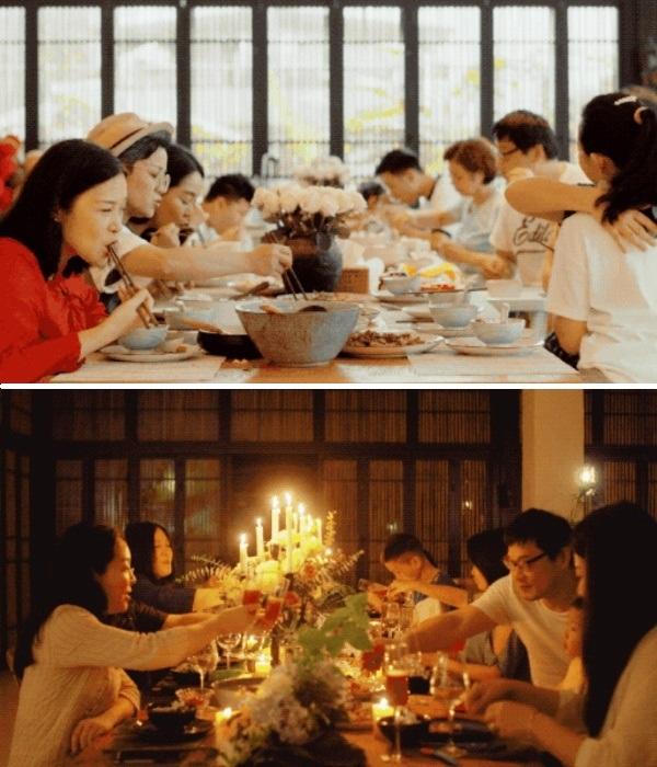 Все праздники подруги вместе с семьями и друзьями проводят в своем особняке (Гуанчжоу, Китай). | Фото: m.creaders.ne.