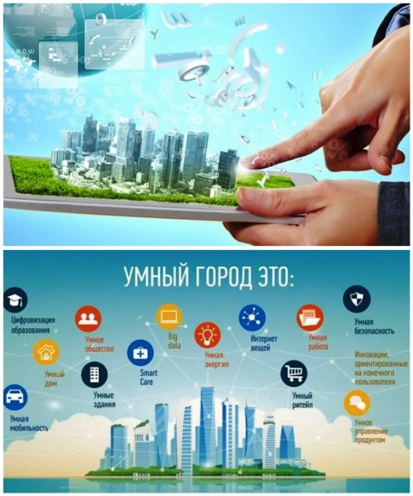 В Smart Forest City планируют внедрить систему «Умный город». | Фото: m.asninfo.ru.