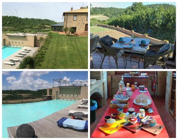 Отельный комплекс La Piantata расположен в живописном месте и имеет сельский колорит (Италия). | Фото: tripadvisor.ru.